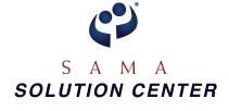 SAMA Solution Center mobile logo